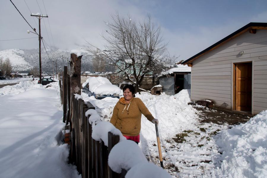 Historias que dejó la nevada en el Alto de Bariloche
