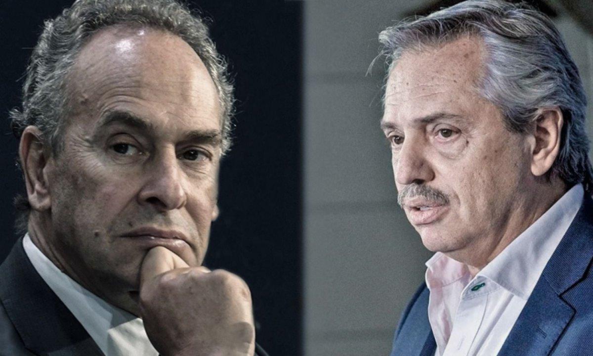 Mindlin, el CEO de la energía, se reunió con Fernández