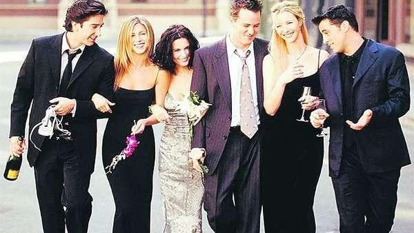Friends celebrará en los cines de Estados Unidos su 25° aniversario