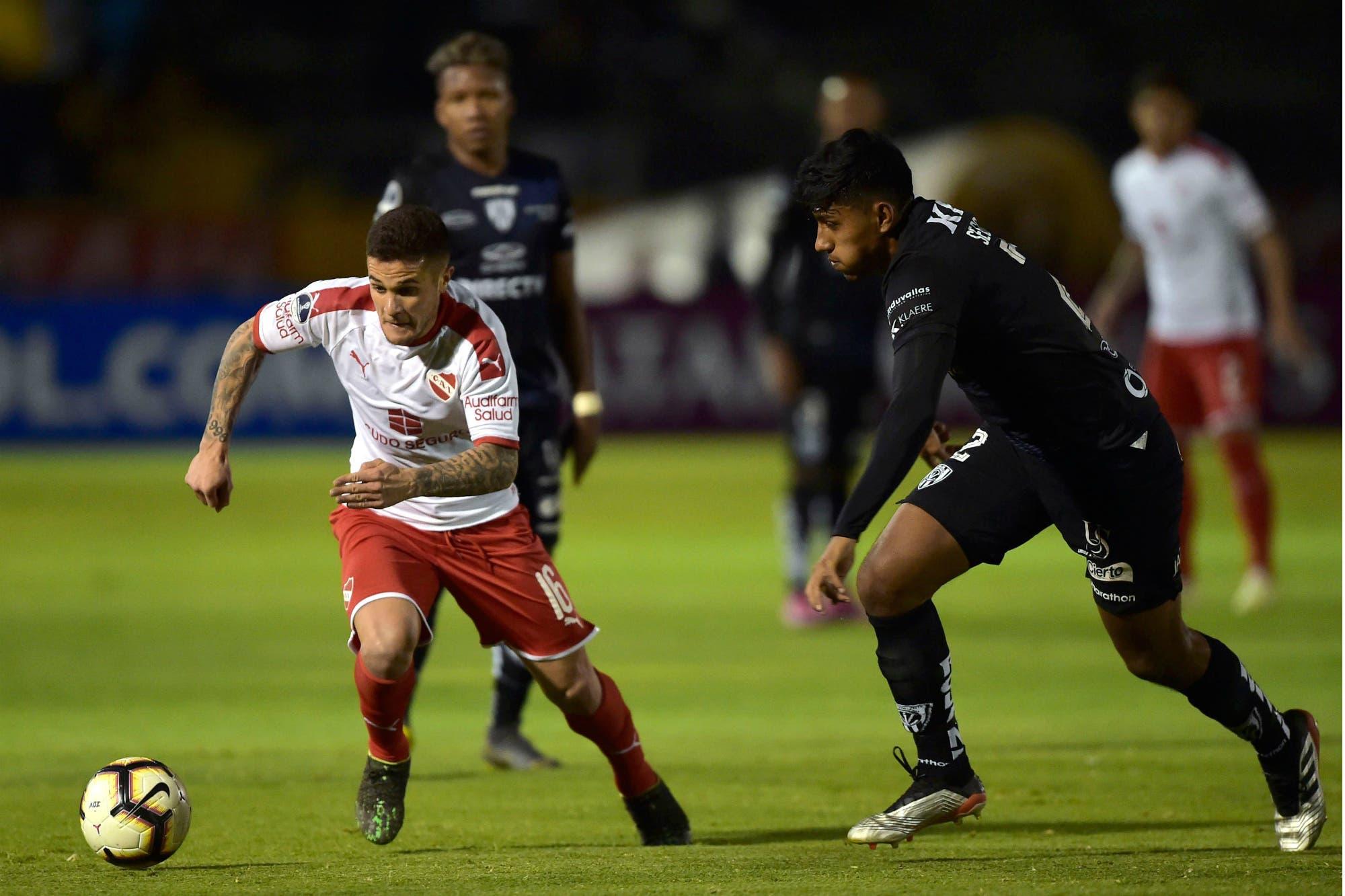 Un duro golpe a la historia: Independiente quedó eliminado en la altura y con un rival limitado