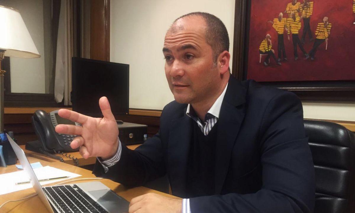 Martín: las medidas económicas benefician a rionegrinos