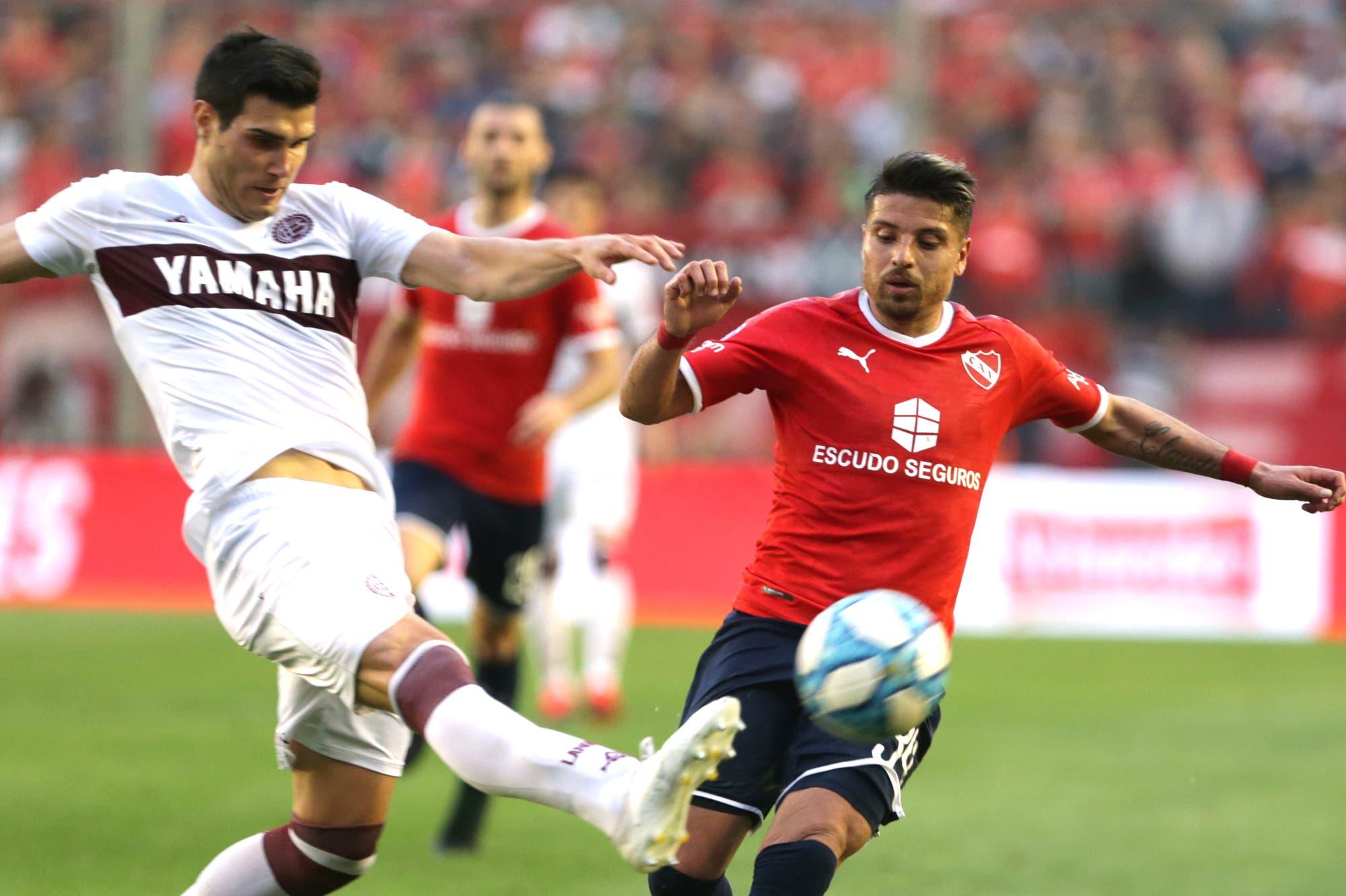 Independiente-Lanús: un empate que dejó una sonrisa para el Granate y silbidos para el Rojo