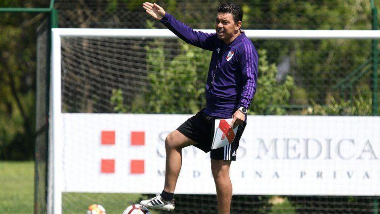 Copa Argentina: Gallardo repitirá el equipo para jugar ante Godoy Cruz