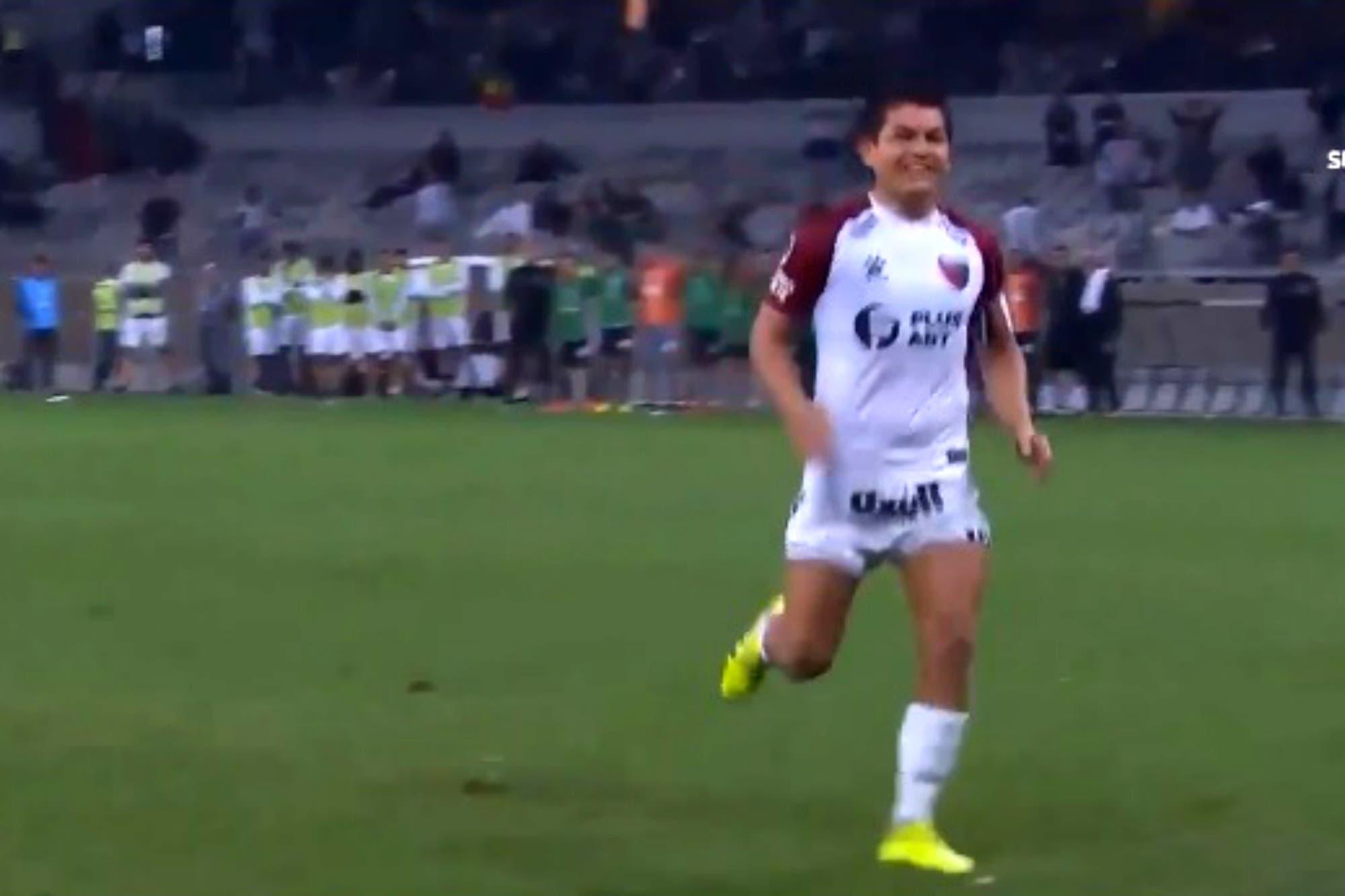 Copa Sudamericana. Los penales inolvidables de Colón: la bola lenta del Pulga Rodríguez y el arquero heroico