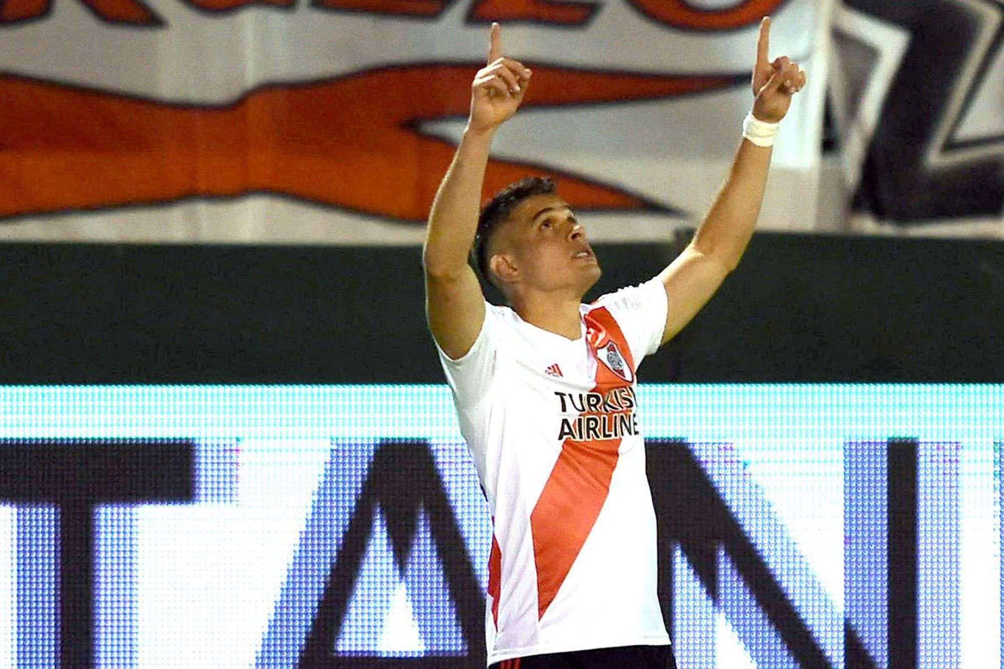 Aldosivi-River, Superliga: el Millonario ganó en Mar del Plata y es puntero