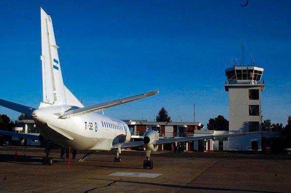 Se prevé la ampliación del aeropuerto de Viedma