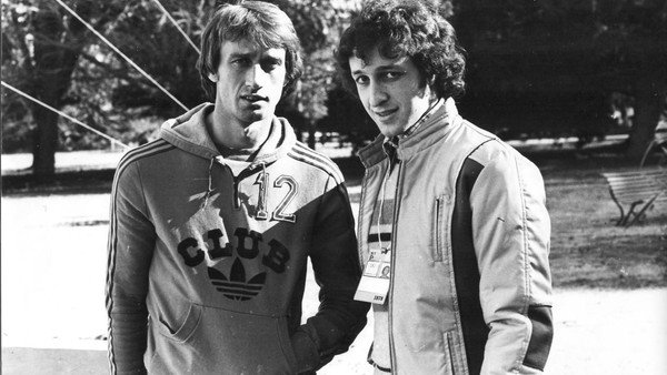 Una tarde en Moreno con el holandés que pudo cambiar la historia del Mundial 78