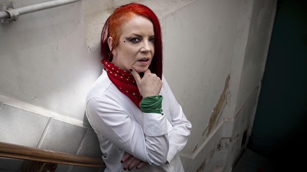 """Shirley Manson: """"Hay un sistema que pone el pie sobre la cabeza de la mujer"""""""