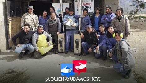 Ecoestufa: un emprendimiento solidario para calefaccionar sin pagar un peso