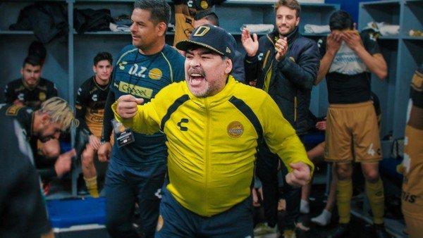 La docuserie Maradona en Sinaloa encabeza los recomendados de series y películas para la semana