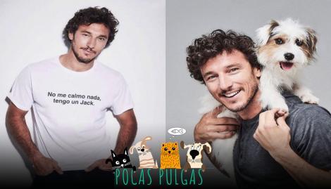 Conocé a Osvaldo, el perro de Pico Mónaco: modelo publicitario que la rompe en Instagram