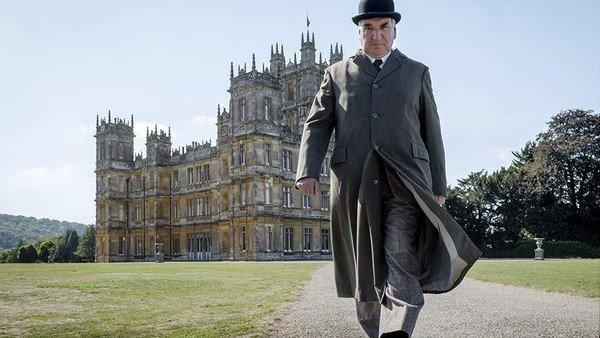 """""""Downtown Abbey"""": Noble y servicial, como la serie"""