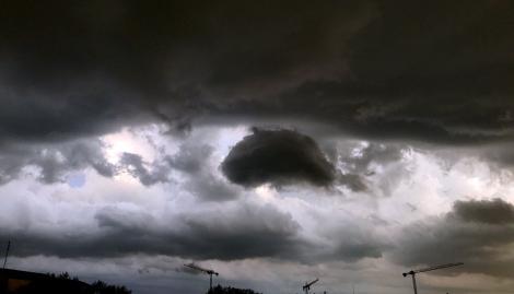 Alerta por tormentas y posible caída de granizo para Buenos Aires, Córdoba y otras cinco provincias