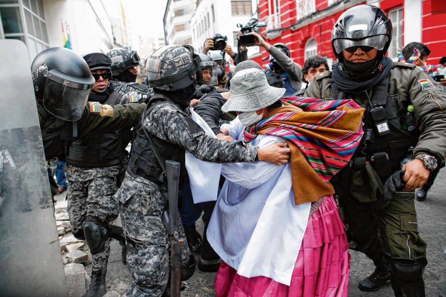 Inestabilidad social en  Latinoamérica, ¿y Argentina?