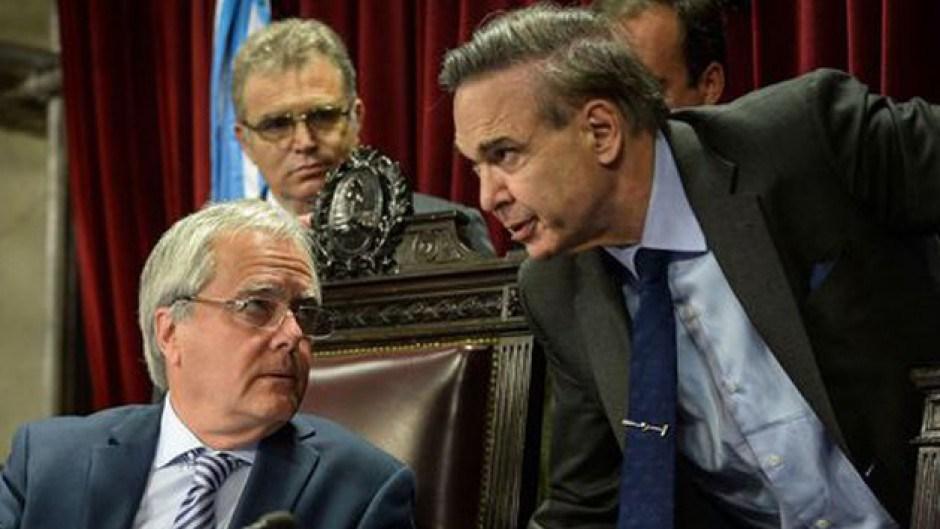 Pichetto, más cerca de la presidencia de la AGN