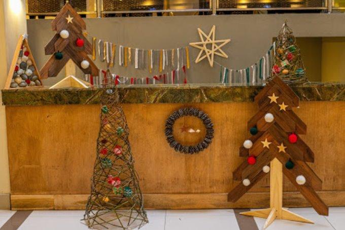 Avanza la venta de kits de decoración navideña con materia prima regional