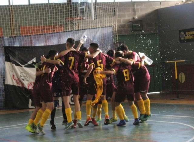 El Torneo Clausura de futsal ya tiene algunos campeones