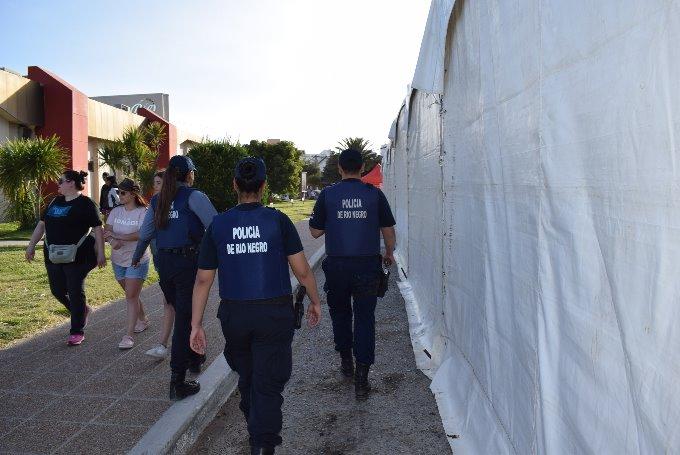 El EMPROTUR destaca operativo de seguridad en la fiesta de apertura de la temporada