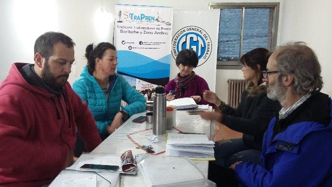 Sitrapren y UNCo firmaron acuerdo en pos de la capacitación