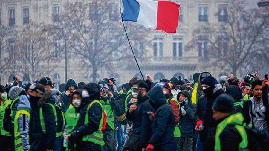 La rebelión francesa