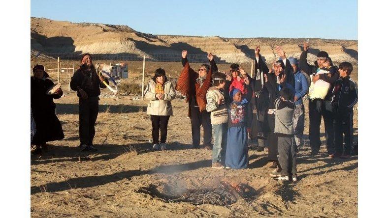 Odarda pidió apoyo alimentario a las Comunidades Indígenas