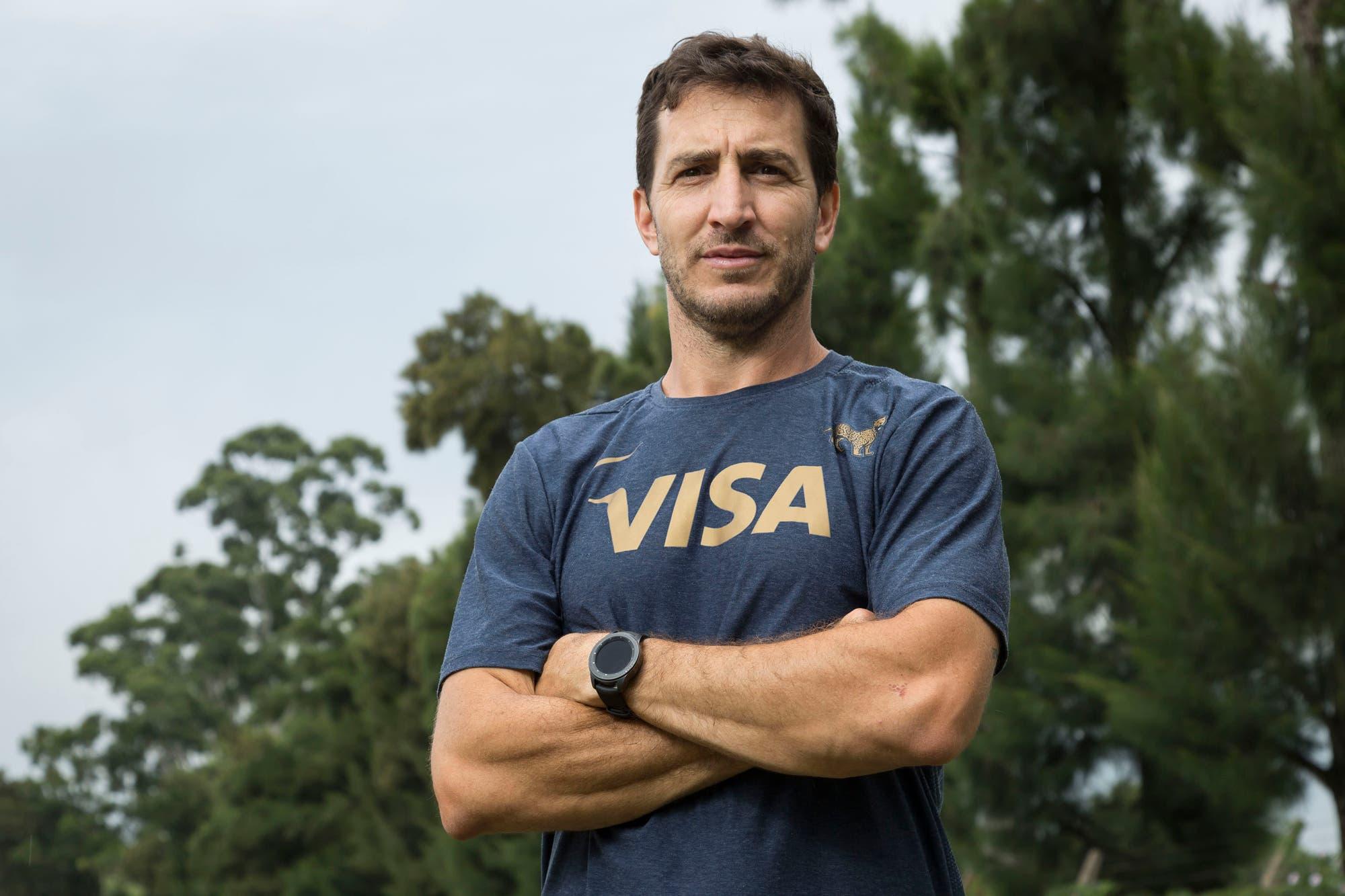 Rugby: las razones de Santiago Gómez Cora para la ilusión del seven en los Juegos Olímpicos de Tokio
