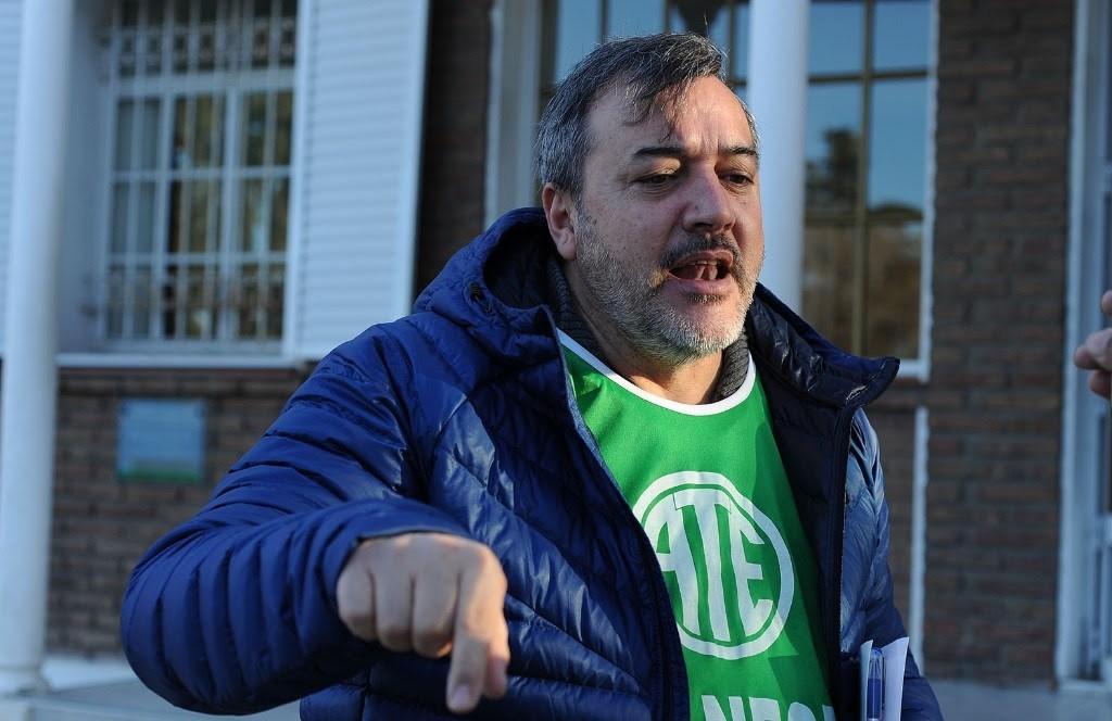 ATE: «habrá conflicto si se dilata el llamado a paritaria»