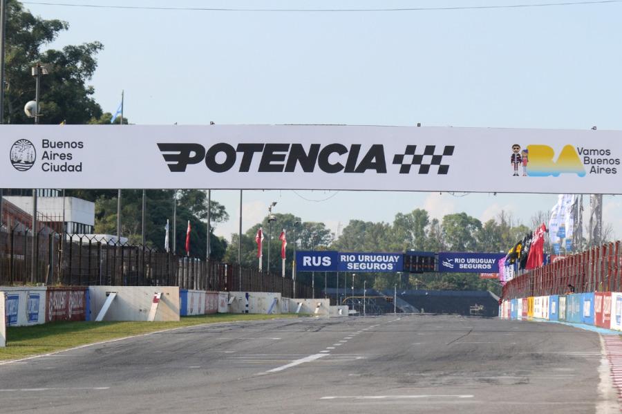 El Súper TC 2000 cumple estricto protocolo en Buenos Aires