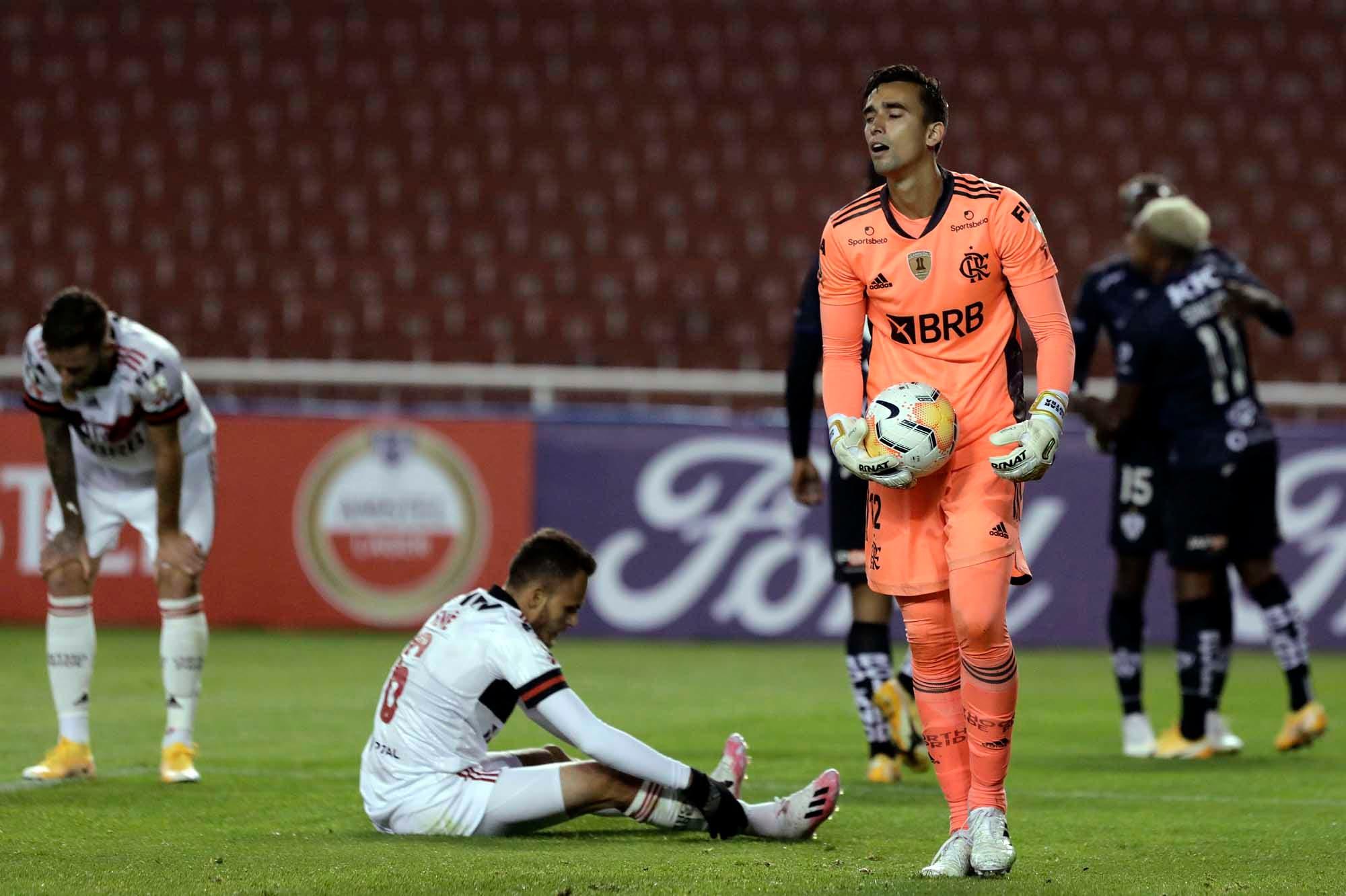 Lo que dejo el 5-0 de IDV sobre Flamengo: la frase del DT del Mengão tras  una caída con récords – Rio Negro al día