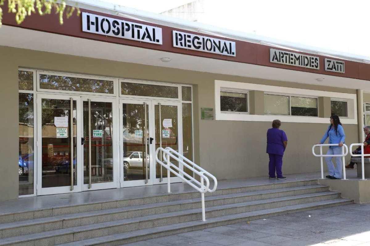 Salud: trabajadores del Zatti piden aumento salarial