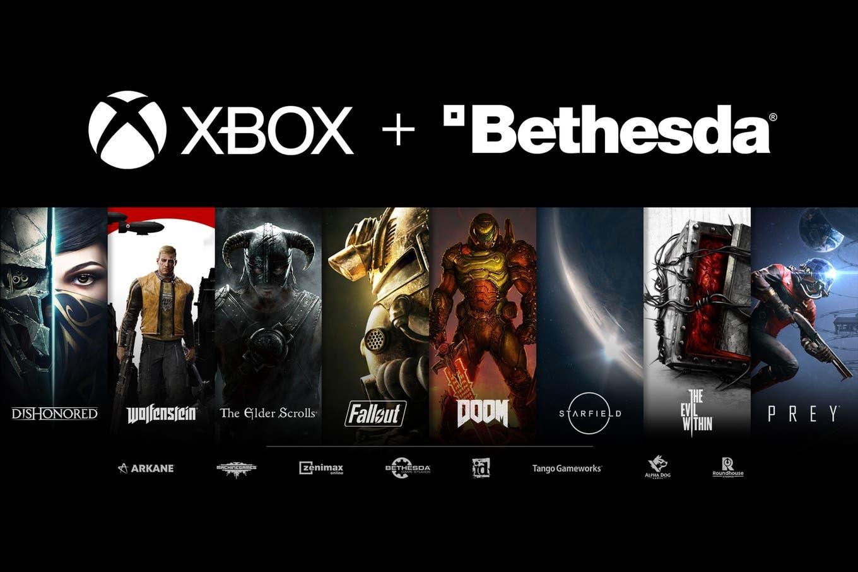 Microsoft compra al desarrollador de Fallout, Doom y otros juegos por US$ 7500 millones