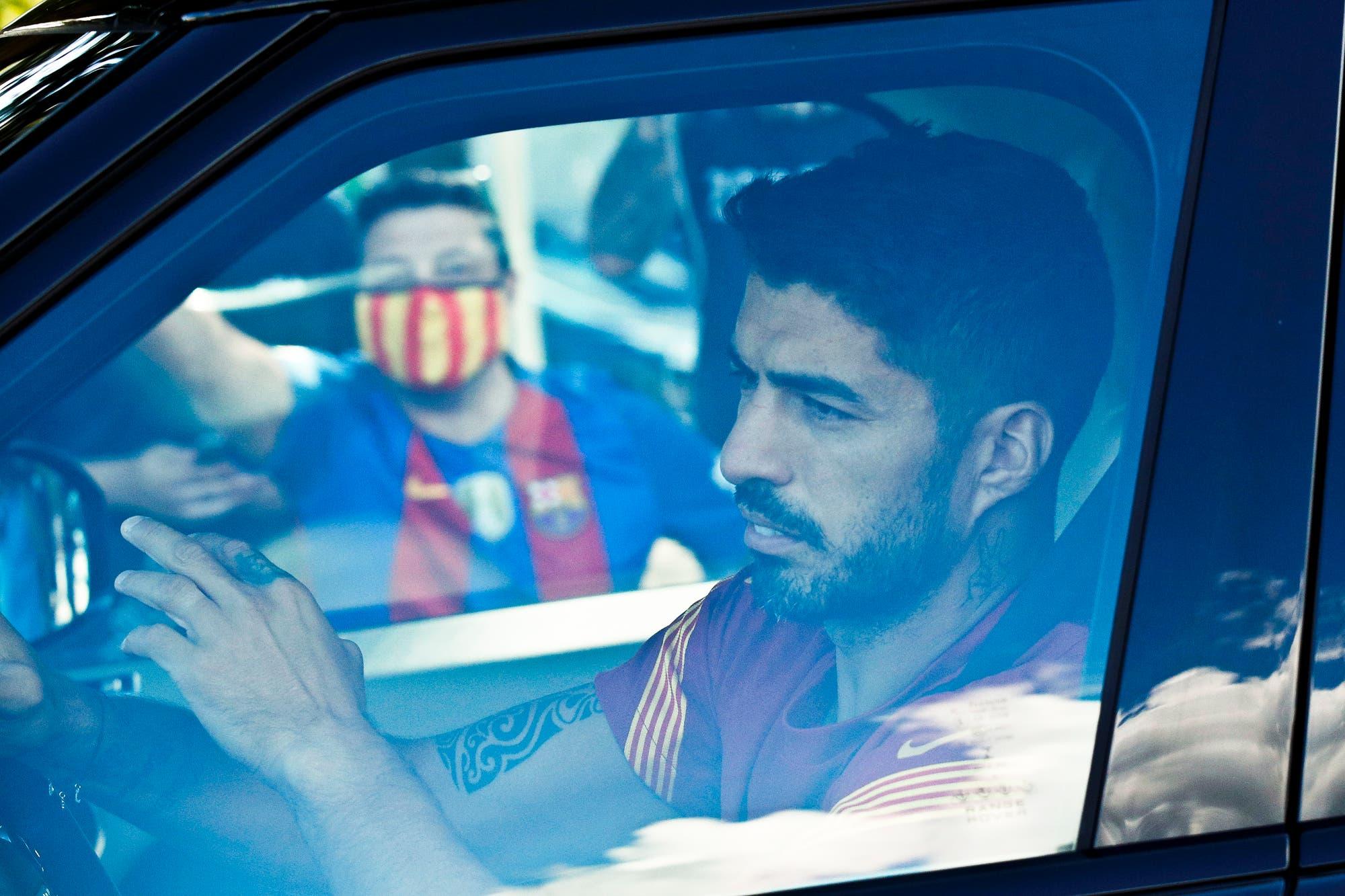 Luis Suárez se muda a Atlético de Madrid y se despidió entre lágrimas de Barcelona