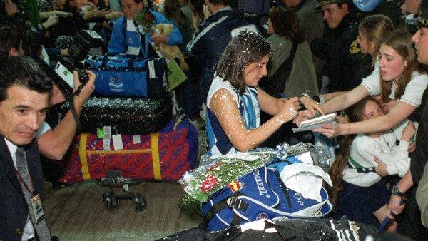 Las Leonas, a 20 años: de la lluvia de mails a convertirse en celebridades que se codeaban con Tinelli y Susana