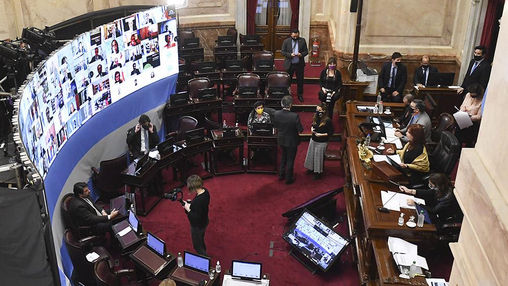 El Senado buscará aprobar la Ley de Economía del Conocimiento en sesión especial