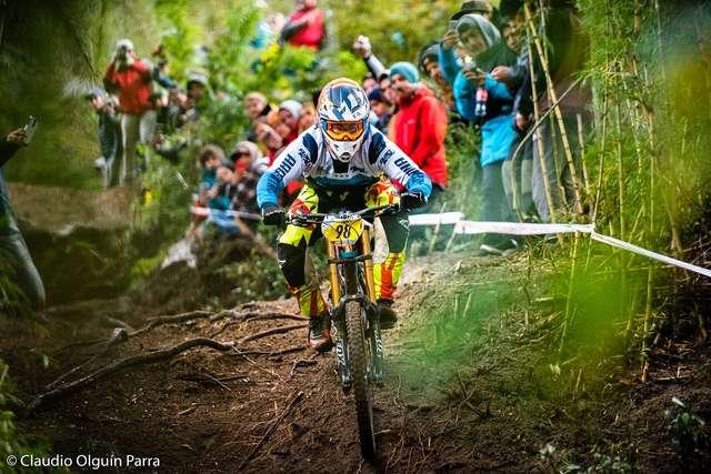 Villa La Angostura anunció la Copa del Mundo de mountain bike para 2022
