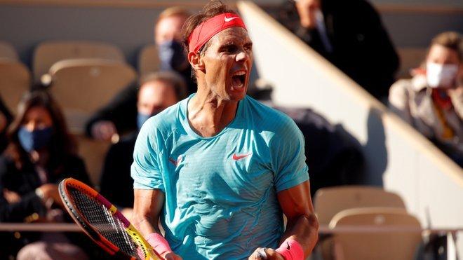 Nadal y el esfuerzo físico para ganar su Roland Garros  número 13