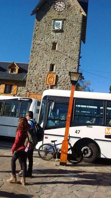 Provincia adelantó a Bariloche el subsidio provincial al transporte urbano de pasajeros