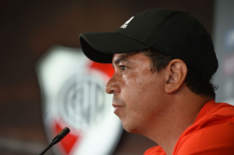 """""""No estamos en oferta"""": Marcelo Gallardo, contundente sobre el presente de River antes de volver a la Copa"""