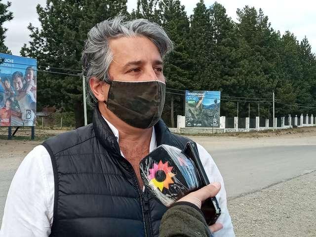 """""""Es inadmisible"""", dijo Ramos Mejía por lo ocurrido en Mascardi"""