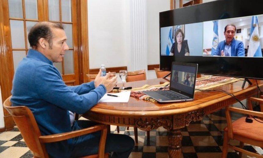 Liga de gobernadores patagónicos, reactivan agenda común