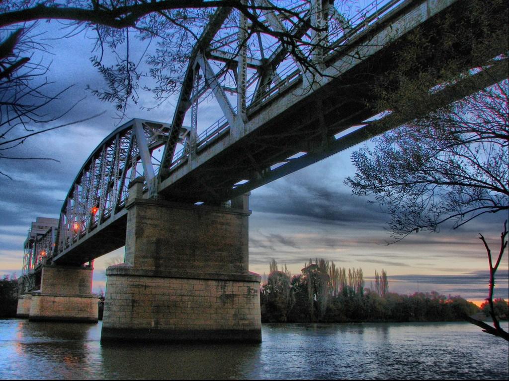ASPO: puente con restricciones y más controles en Viedma