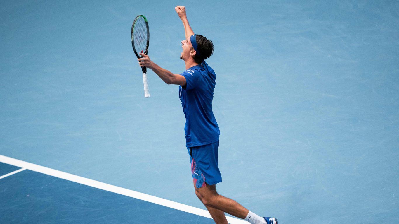 Sorpresa en Viena: Novak Djokovic sufrió su peor derrota en 15 años