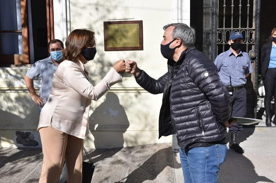 Arabela Carreras convocó al Consejo de la Función Pública