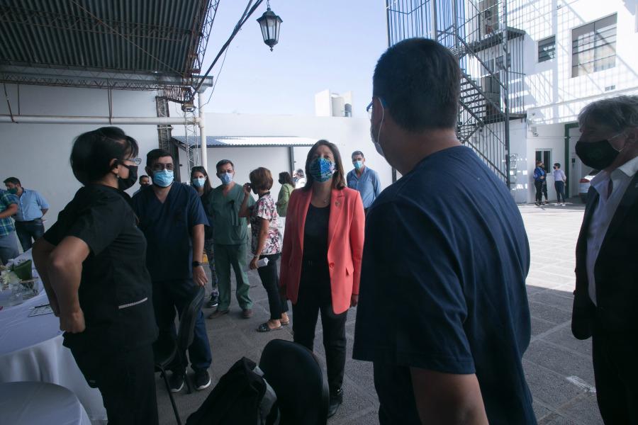 Habrá un plus por pandemia para hospitalarios de Río Negro