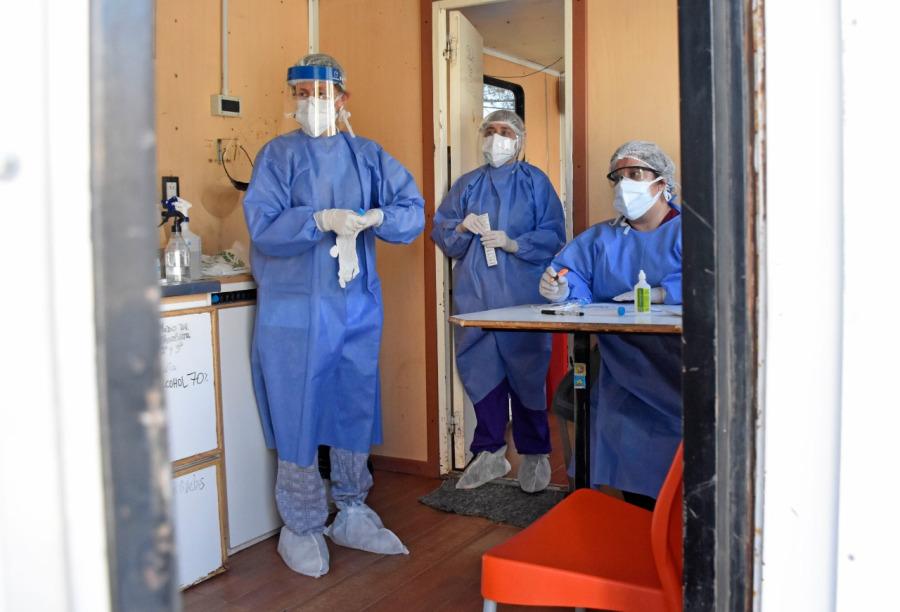 Neuquén informó 54 nuevos casos de coronavirus en el primer parte del jueves