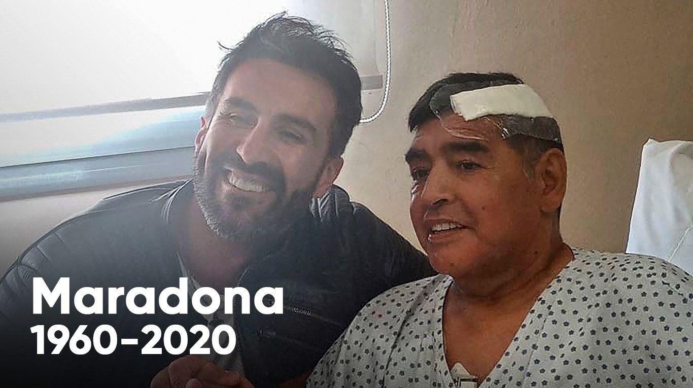 La muerte de Diego Maradona: investigan una fuerte pelea con su médico