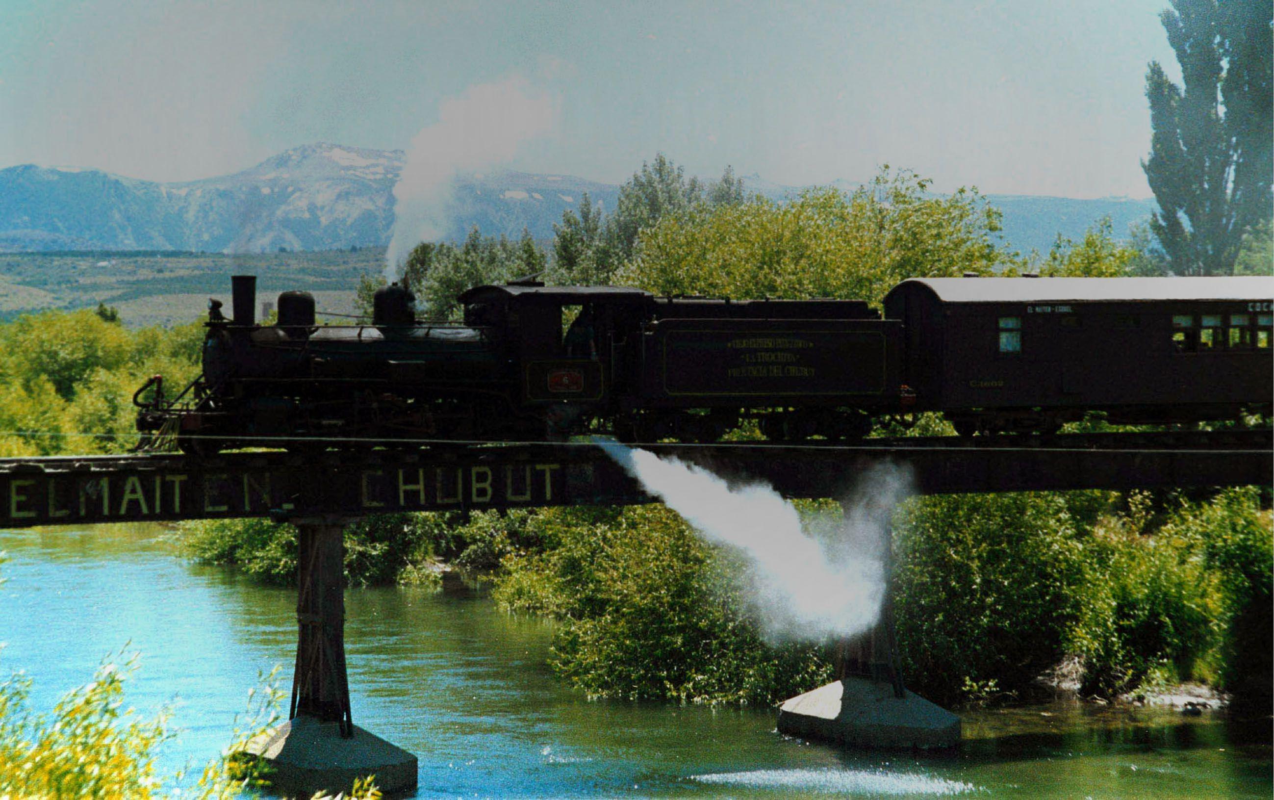 """""""La Trochita"""", el tradicional tren patagónico, volverá a funcionar después de 10 meses"""
