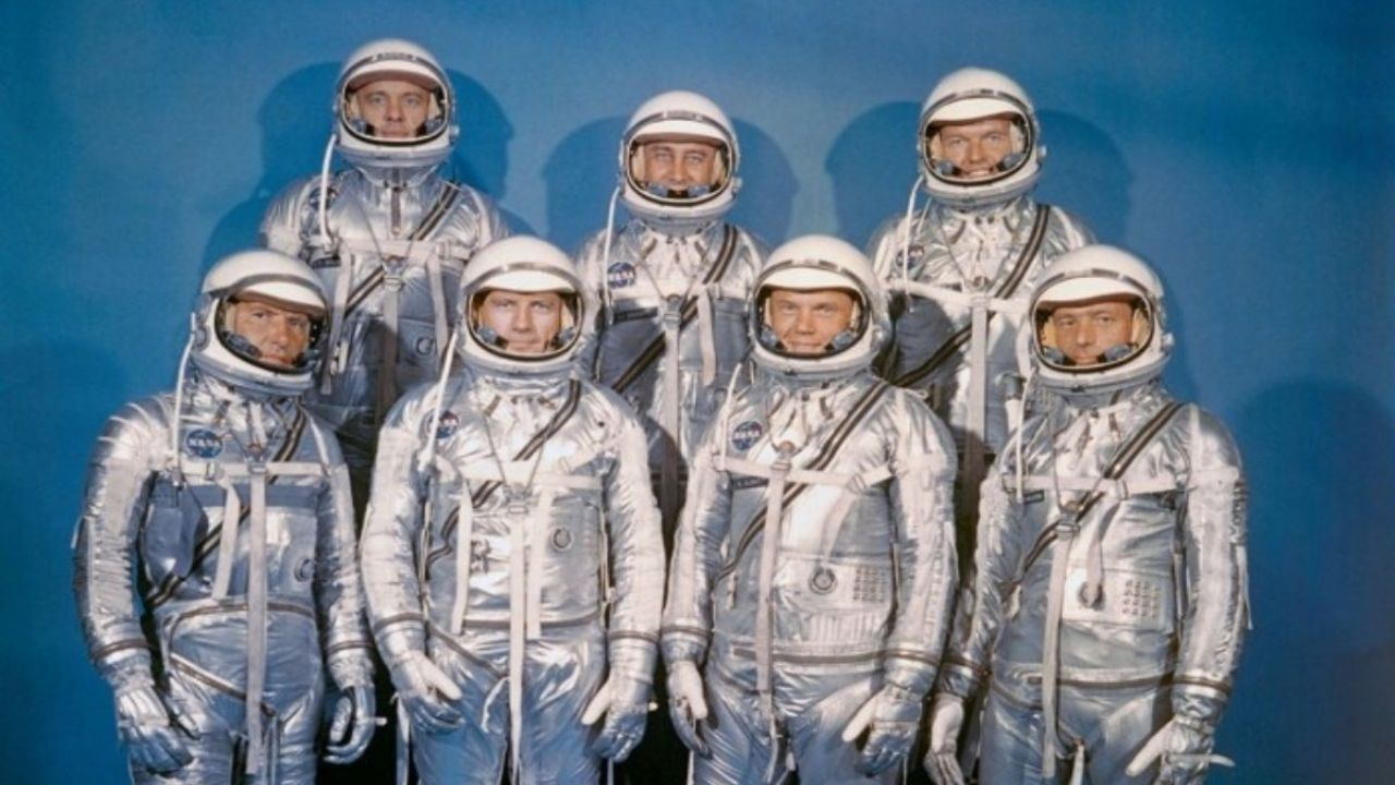 """la-historia-de-los-""""mercury-seven"""",-los-primeros-norteamericanos-en-el-espacio"""