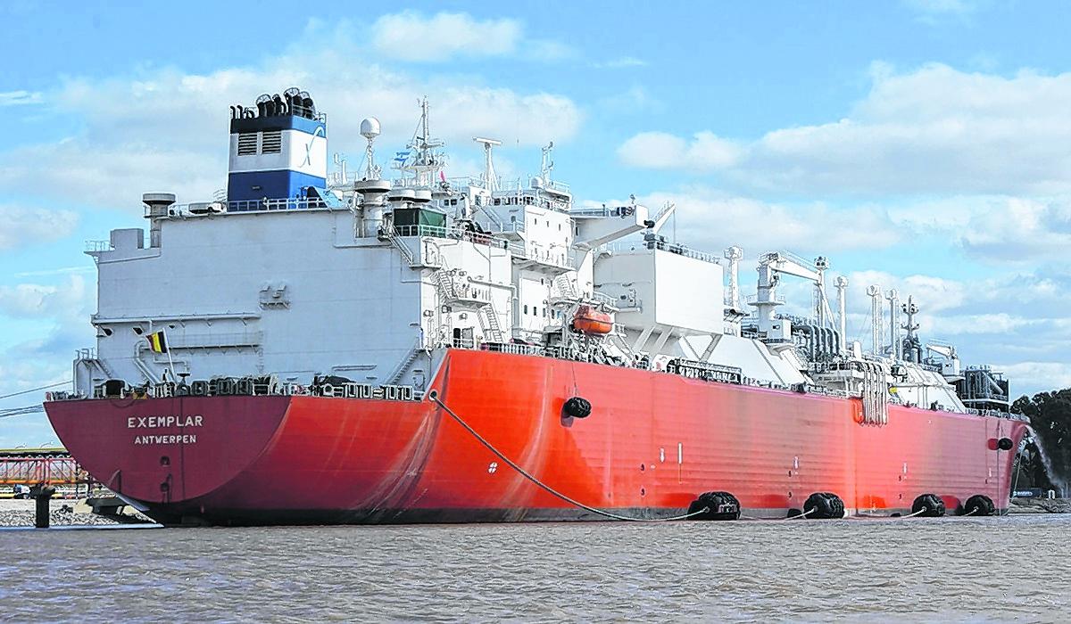 """excelerate:-""""para-argentina-habria-sido-mejor-tener-los-dos-barcos"""""""