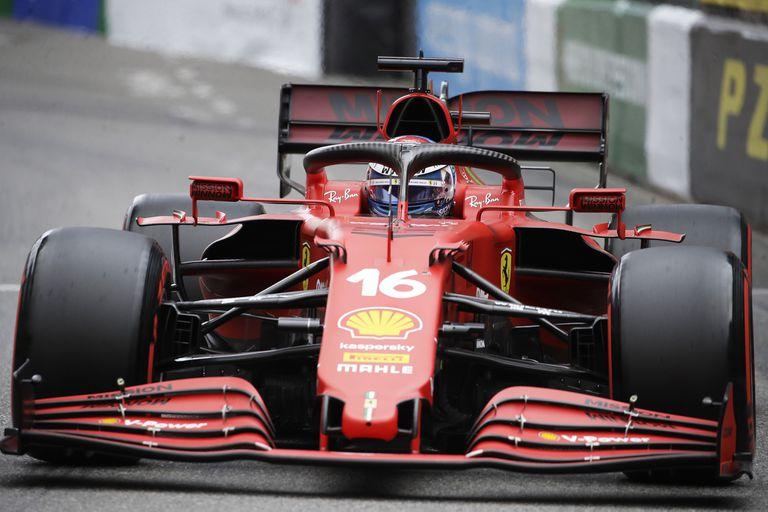 formula-1:-gran-premio-de-monaco,-horario-y-tv-de-la-quinta-carrera-de-la-temporada,-con-leclerc-en-la-pole